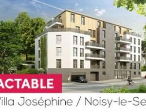 Villa josephine - noisy le sec (93) - 27 lots - pinel - zone a