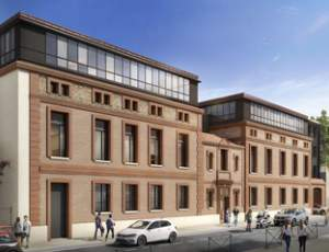 Appartement Campus Saint-Michel