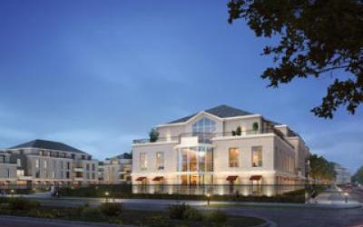 ALLEES ROYALES by Central Parc